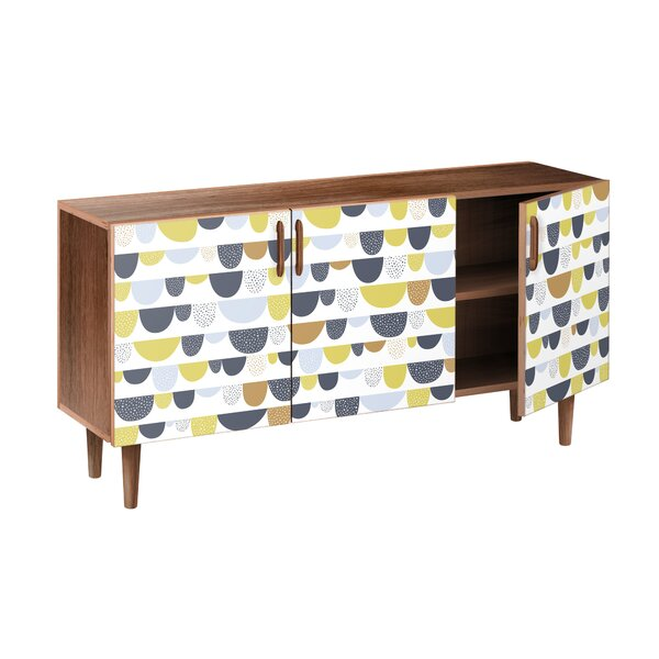 Maloney Buffet Table by Brayden Studio Brayden Studio
