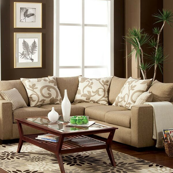 Mizpah Sectional by Darby Home Co