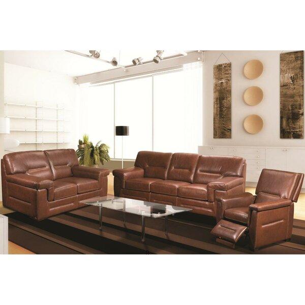 Kennard Configurable Reclining Living Room Set By Red Barrel Studio
