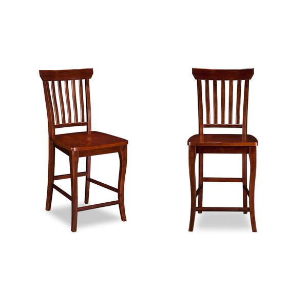 Jennell Pub 42 Bar Stool (Set of 2) by Darby Home Co