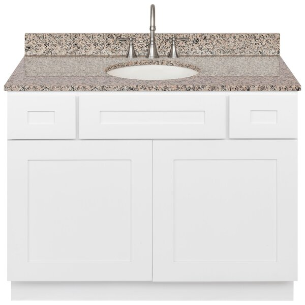 Stotler 42 Single Bathroom Vanity Set by Winston Porter