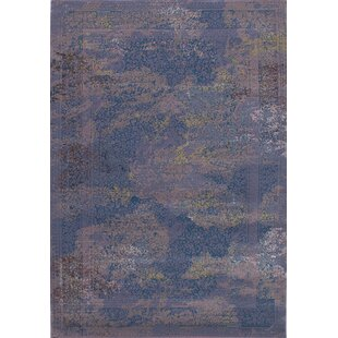 Skye Bluepurple Area Rug Wayfair