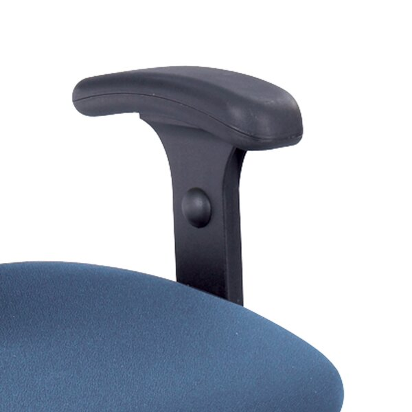 Uber Big and Tall T-Pad Arms by Safco Products Company