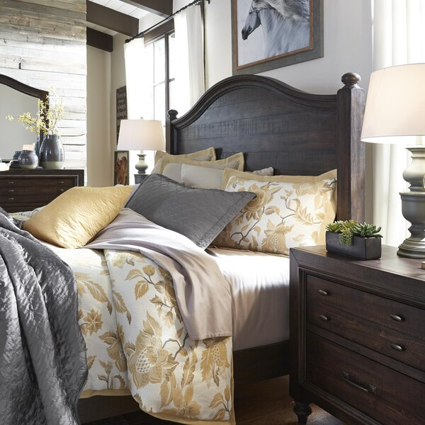 Maguire Poster Panel Headboard by Darby Home Co