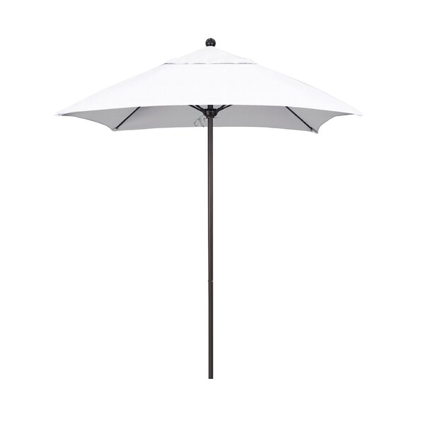 Caravelle 6' Square Market Sunbrella Umbrella by Sol 72 Outdoor