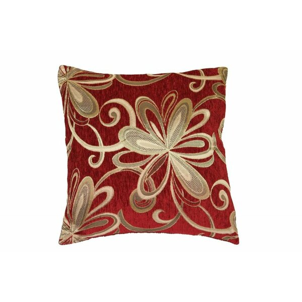 Chatau Throw Pillow by Violet Linen