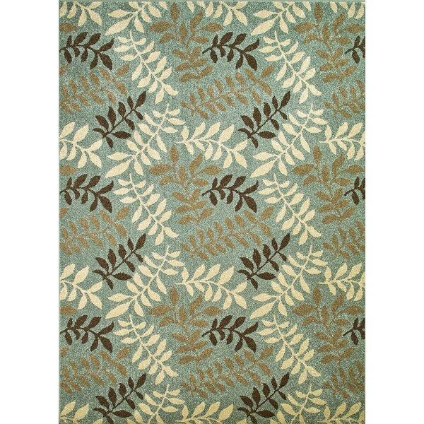 Chester Green Area Rug by Threadbind