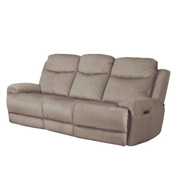 Espen Reclining Sofa By Winston Porter
