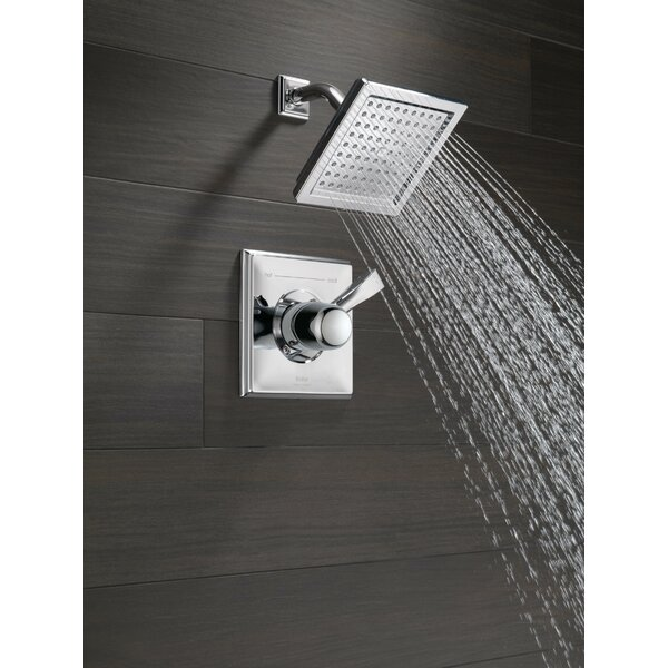 Dryden™ Diverter Shower Faucet with Monitor by Delta