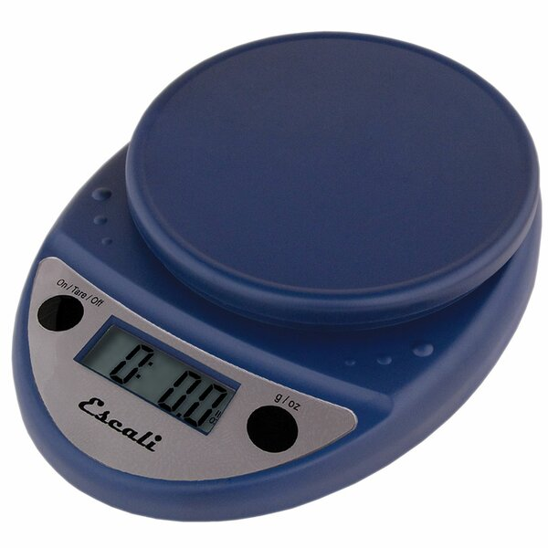 Primo Digital Scale in Navy Blue by Escali