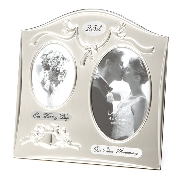 25th Anniversary Frame Wayfair