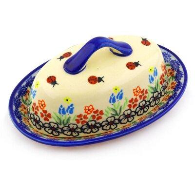 Butter Dish by Polmedia