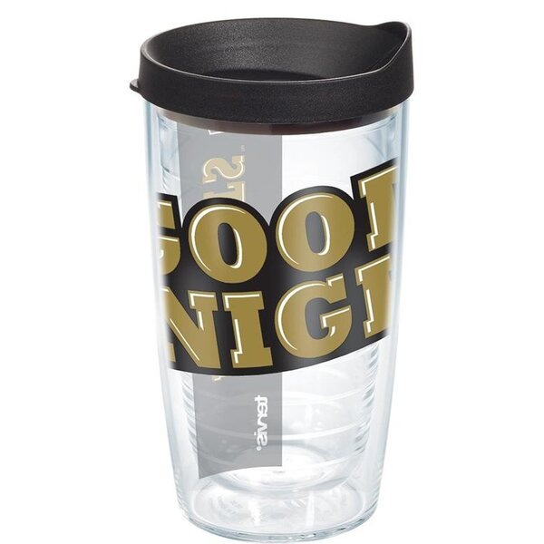 Collegiate Central Collegiate Florida Good Knight Plastic Travel Tumbler by Tervis Tumbler