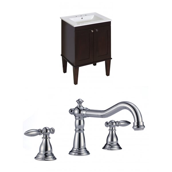 Rosehill 24 Single Bathroom Vanity Set by Winston Porter