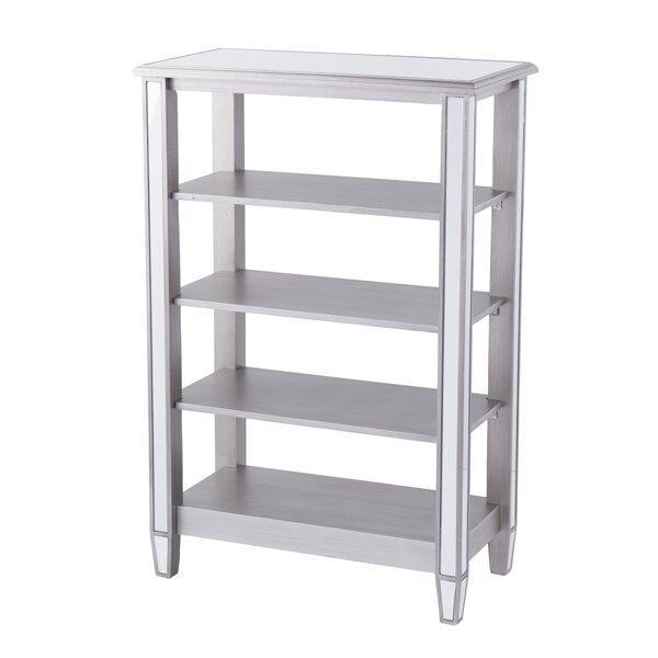 Martinson 4-Tier Bookcase by Willa Arlo Interiors