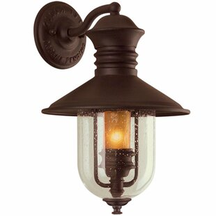 Affordable Brew Kettle 1-Light Outdoor Wall Lantern By Darby Home Co