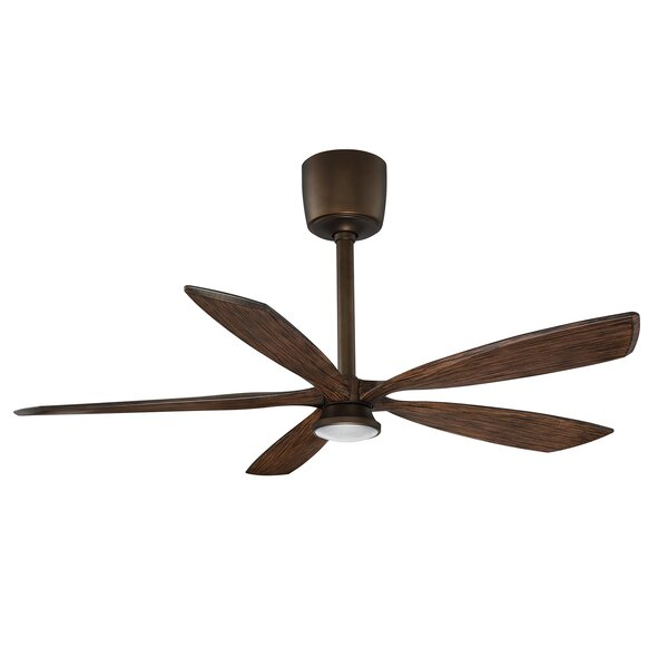 54 Phantom 5-Blades Ceiling Fan with Remote by Kendal Lighting