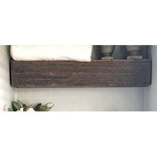 Best Price Mccollum Short Floating Wall Shelf ByGracie Oaks