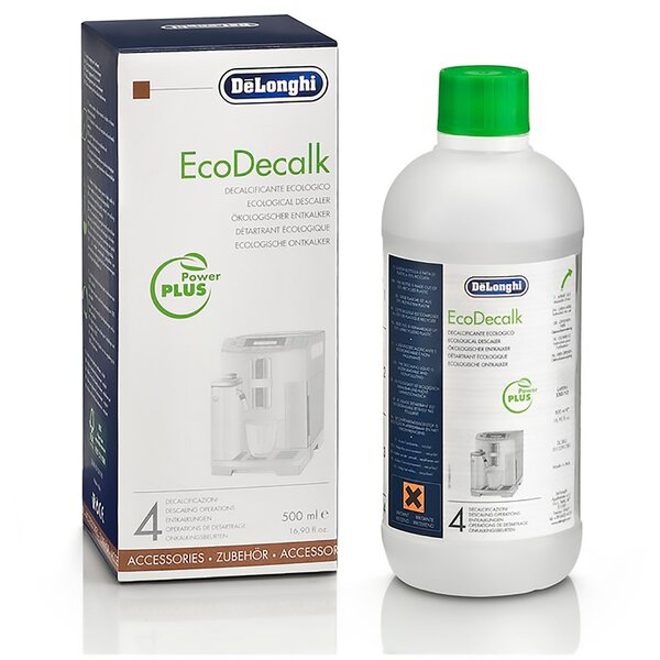 Natural Descaler Cleaning Supply Coffee, 1 Ib by DeLonghi