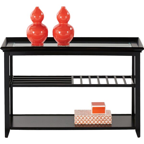 Deals Price Lyndonville Console Table