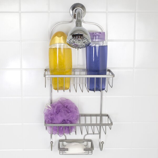 Heavy Weight Shower Caddy by Home Basics