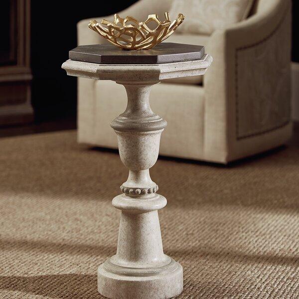 Carolin Spot End Table by One Allium Way