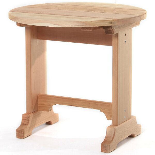 Butterfly Side Table by All Things Cedar