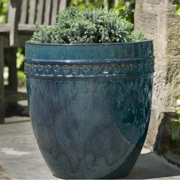 Bruder Terracotta Pot Planter (Set of 4) by Bungalow Rose