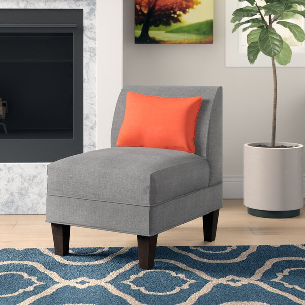 Fleeton Slipper Chair By Three Posts