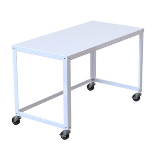 Best Deals Industrial Modern Writing Desk ByHirsh Industries