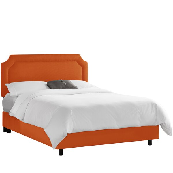 Klein Upholstered Standard Bed by Alcott Hill
