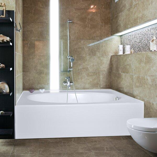 Builder Kona 60 x 36 Whirlpool Bathtub by Hydro Systems