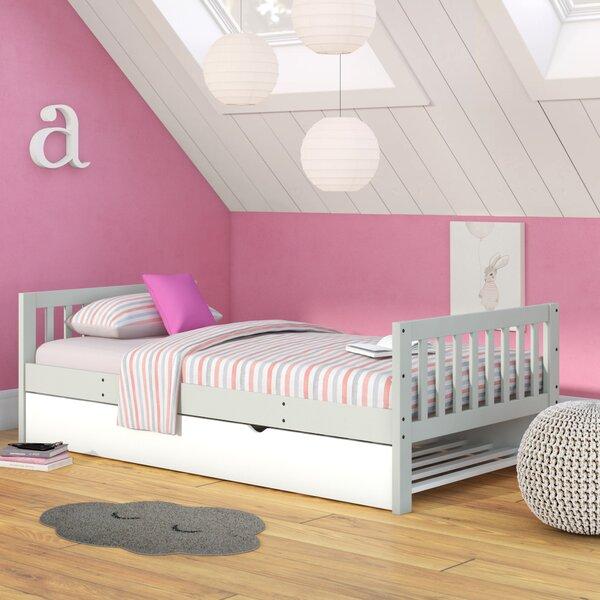 Cardine Mission Twin Slat Bed by Mack & Milo