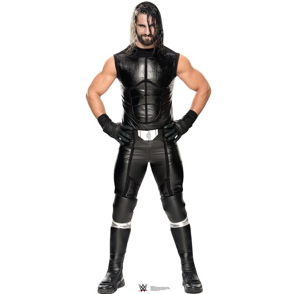 WWE Seth Rollins Cardboard Standup by Advanced Graphics
