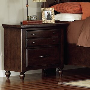 Rockton 3 Drawer Nightstand by Laurel Foundry Modern Farmhouse