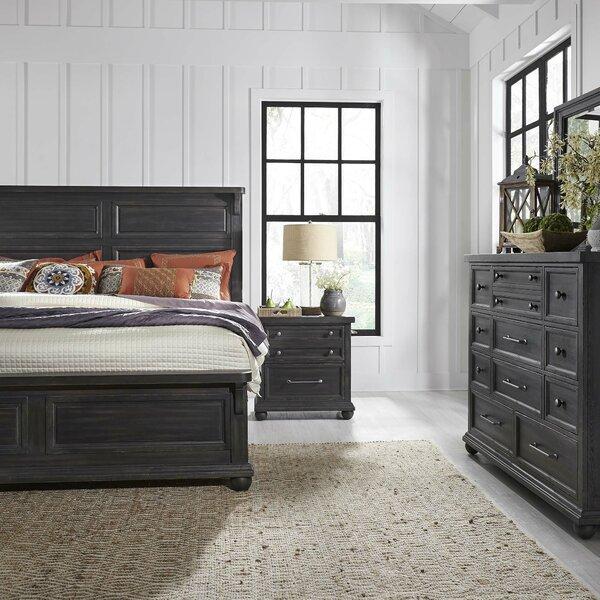Habersham Standard Bed by Three Posts