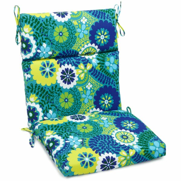 Luxury Indoor/Outdoor Adirondack Chair Cushion by Blazing Needles