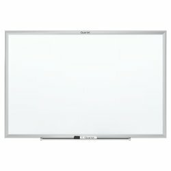 Standard Wall Mounted Magnetic Whiteboard by Quartet