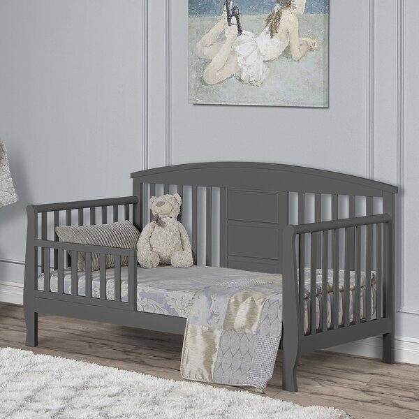 Duerr Toddler Bed by Harriet Bee