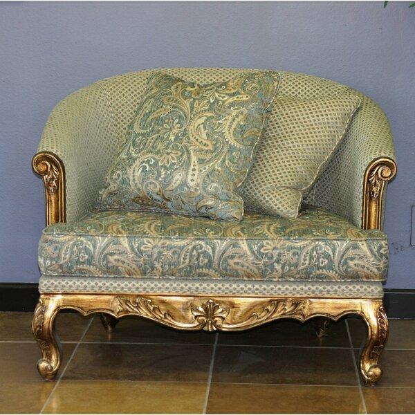 Denisha Chair And A Half By Astoria Grand