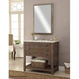 Russell 36 Single Sink Vanity Set By Laurel Foundry Modern Farmhouse