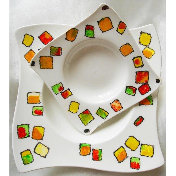 Joyful Confetti 2 Piece Set by Eva Design