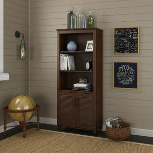 Reviews Volcano Dusk Standard Bookcase by Kathy Ireland Office by Bush