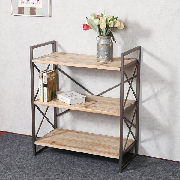 Carncastle Etagere Bookcase by Gracie Oaks