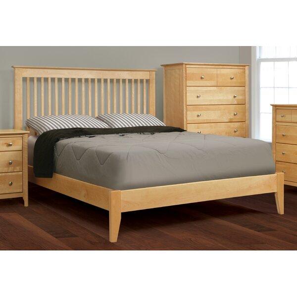 Dellbrook Slat Standard Bed by Alcott Hill