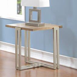Bigelow End Table by Brayden Studio