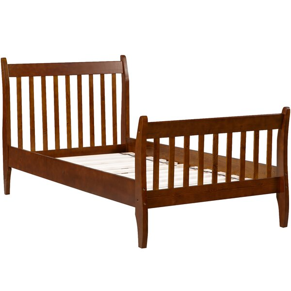 Loxley Twin Platform Bed by Harriet Bee