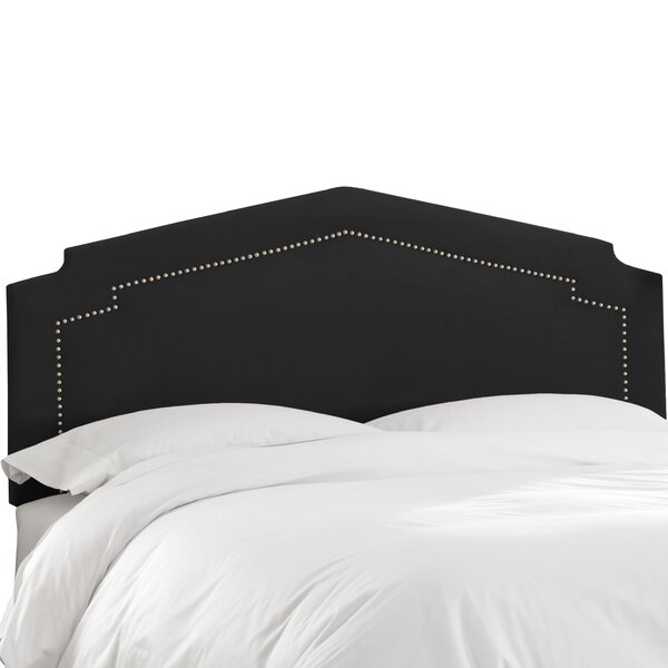Andy Upholstered Panel Headboard by Latitude Run