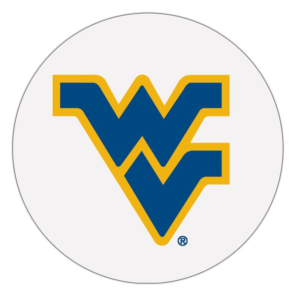 West Virginia University Collegiate Coaster (Set of 4) by Thirstystone