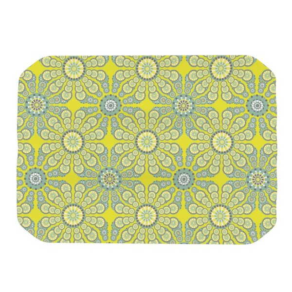 Budtime Placemat by KESS InHouse